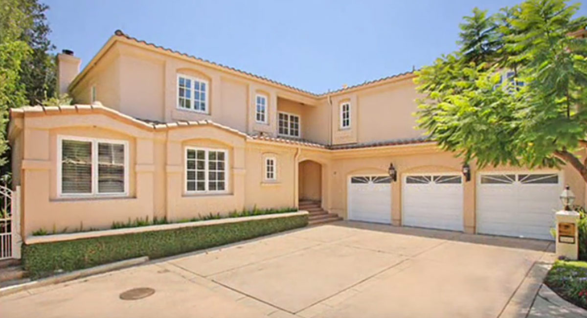 Kate Del Castillo house in Los Angeles, California