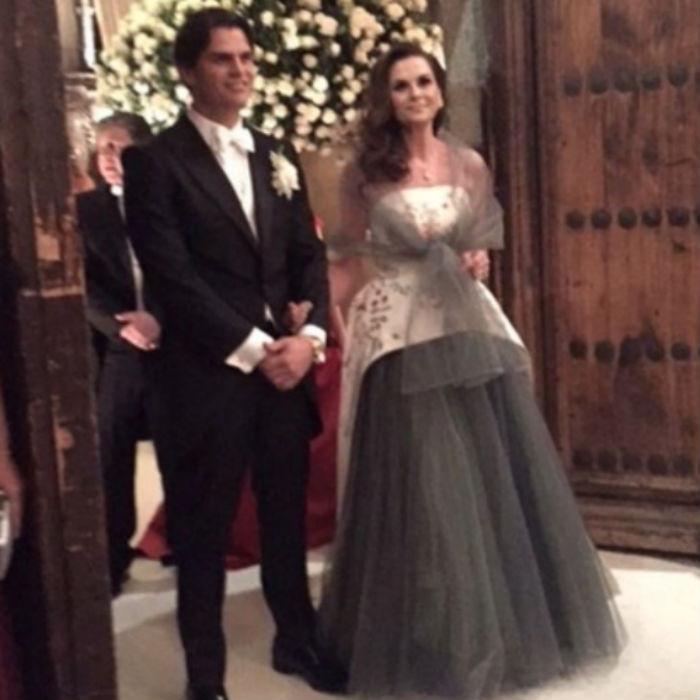 Los vestidos de boda de ximena navarrete