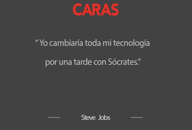 Frases Célebres De Steve Jobs Revista Caras