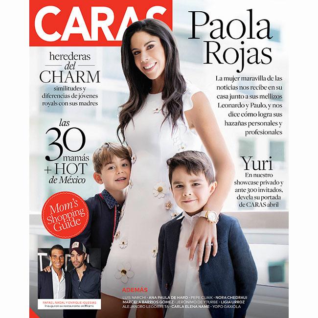 Paola Rojas Nos Abre Las Puertas De Su Casa Revista Caras