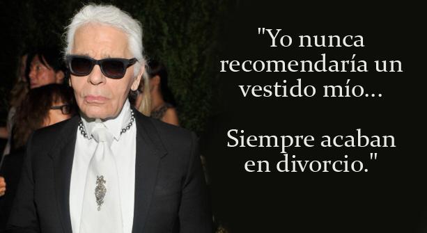 Las 10 Frases Más Polémicas De Karl Lagerfeld Revista Caras