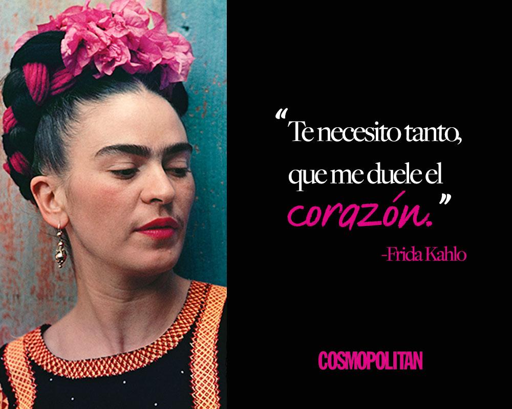 Las 6 Mejores Frases Para Recordar A Frida Kahlo Revista