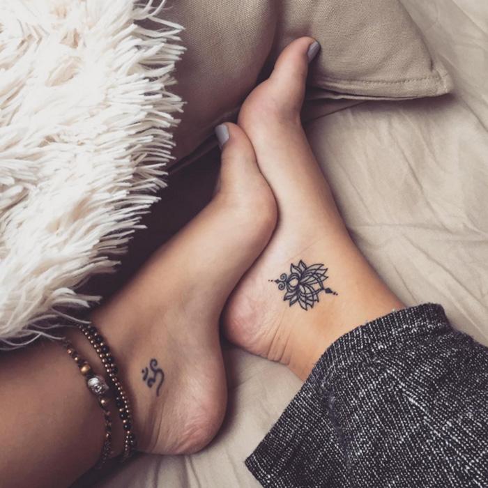 17 Tatuajes Para El Pie Tan Cute Que Sólo Querrás Usar Sandalias