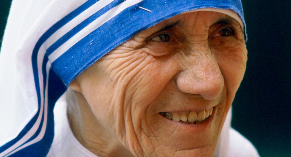Las 10 Frases Mas Inspiradoras De La Madre Teresa Marie Claire