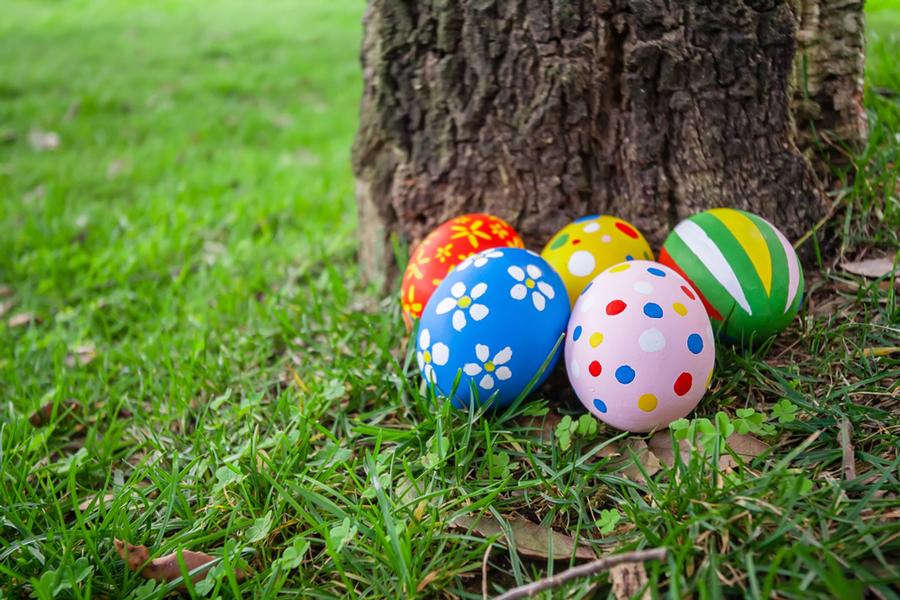 Huevos de Pascua, easter egg
