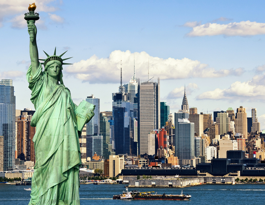Foto: Estatua de la Libertad