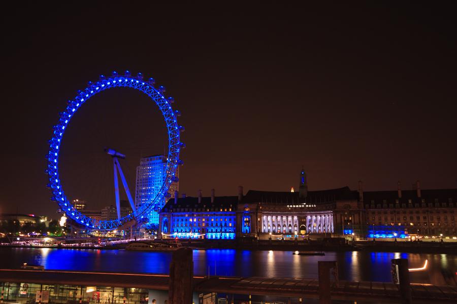 Monumentos London Eye