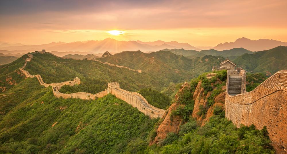 Monumentos Gran Muralla China