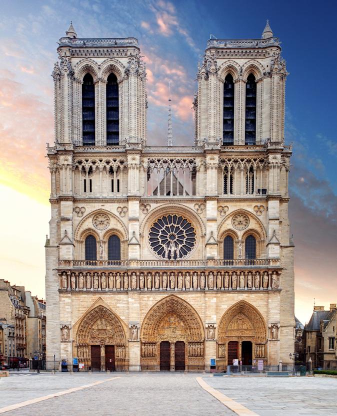 Monumentos Notre Dame