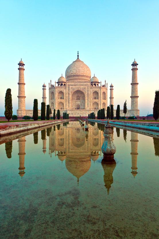 Monumentos Taj Mahal