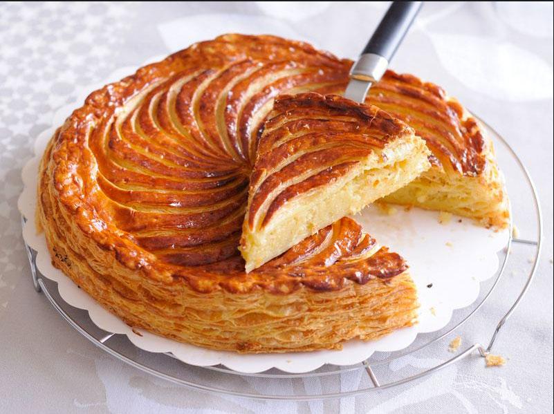 Rosca de Reyes Francia