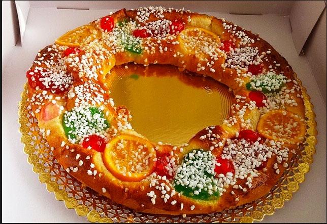 Rosca de Reyes España