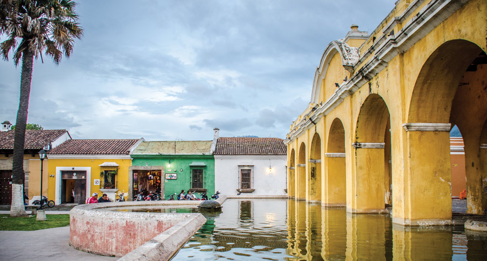 Antigua Historia Y Tradiciones En Guatemala National
