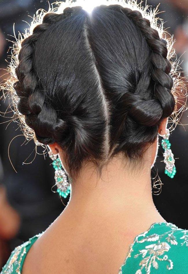 Peinados para celebrar las fiestas patrias padres e hijos - Peinados de ninas ...