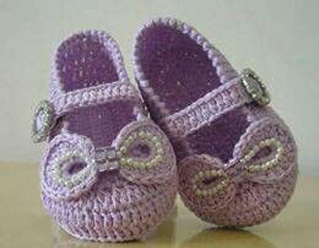 E Tejidos Hijos Para Tu Bebé Padres 15 Zapatitos QxodECBerW