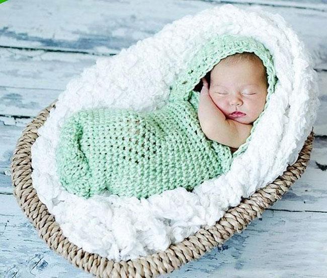 10 Ideas De Capullos Tejidos En Crochet Para Bebés Padres E Hijos
