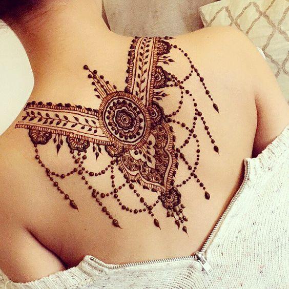 Tatuajes De Henna Para Lucir En La Playa Tu En Linea