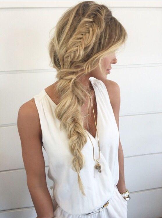 Peinados con vestidos de noche