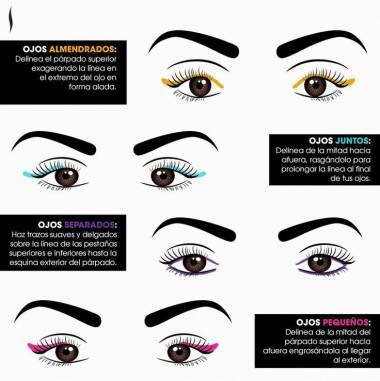 tips para hacer que tus ojos se vean más grandes