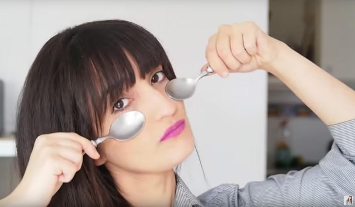 4 trucos de belleza que puedes hacer con una cuchara - Vanidades