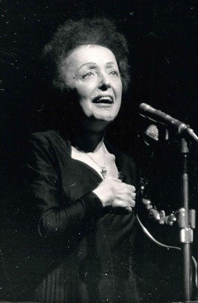 Frases Célebres De Edith Piaf