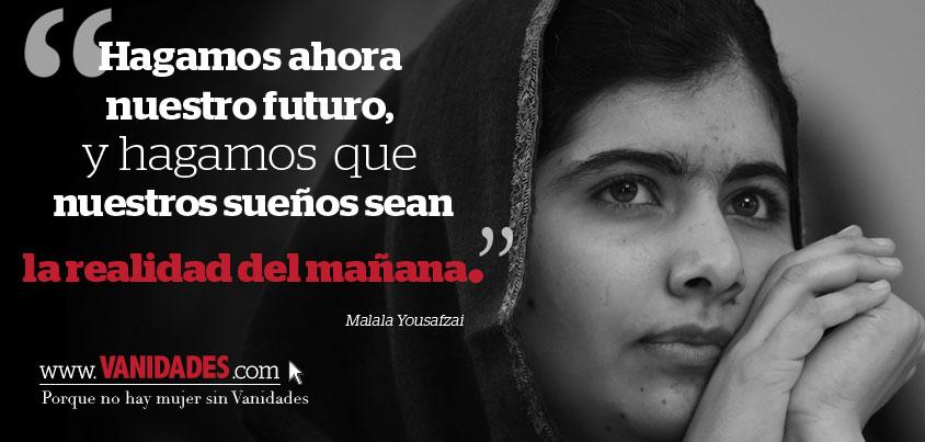 Las Frases Más Inspiradoras De Malala Yousafzai Vanidades