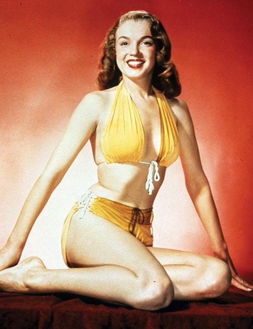 La Historia Detrás De Las Fotografías De Marilyn Monroe Desnuda