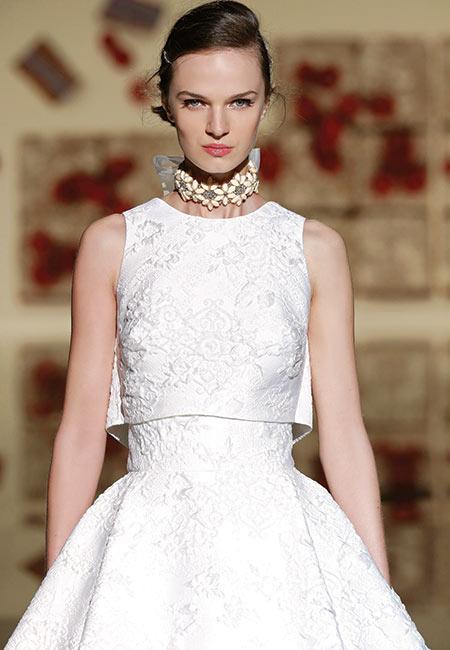 Revista vanidades vestidos de novia 2019