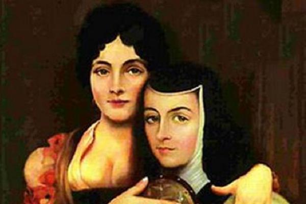 La Historia De Amor Entre Sor Juana Inés De La Cruz Y La Virreina De México Vanidades
