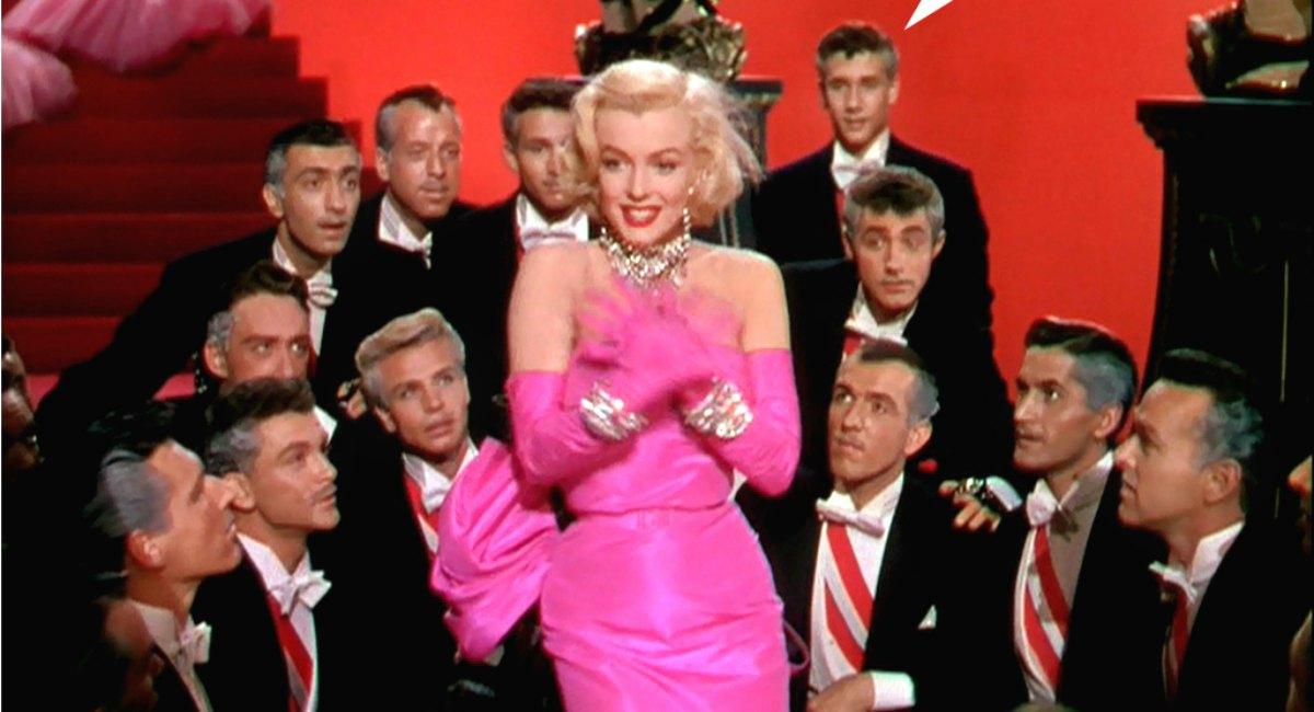 Las películas de Marilyn Monroe