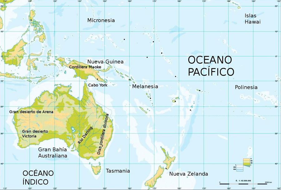 Cuál Es El Continente Más Pequeño Del Mundo National Geographic En Español