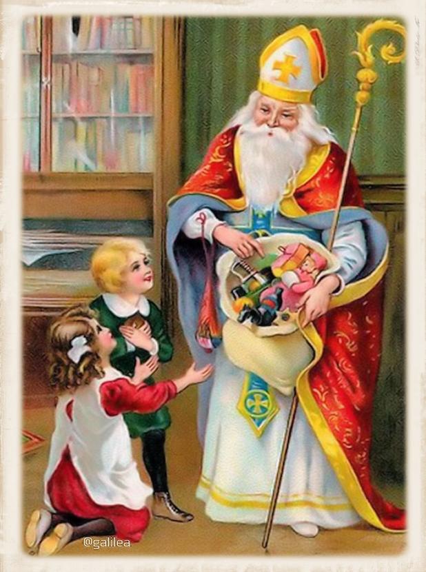 San Nicolás Navidad