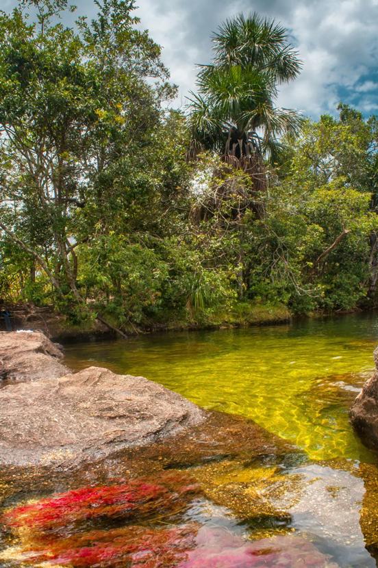 hermosos lugares del mundo con descripción Visita El Ro Ms Hermoso Del Mundo National Geographic En