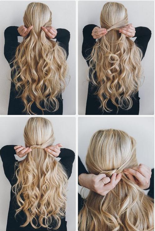 Peinados Faciles Y Rapidos En 5 Minutos Tu En Linea
