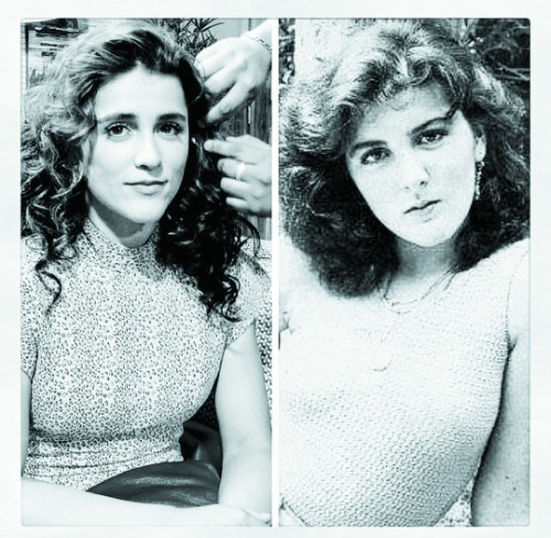 Viridiana Alatriste, hija de Silvia Pinal.