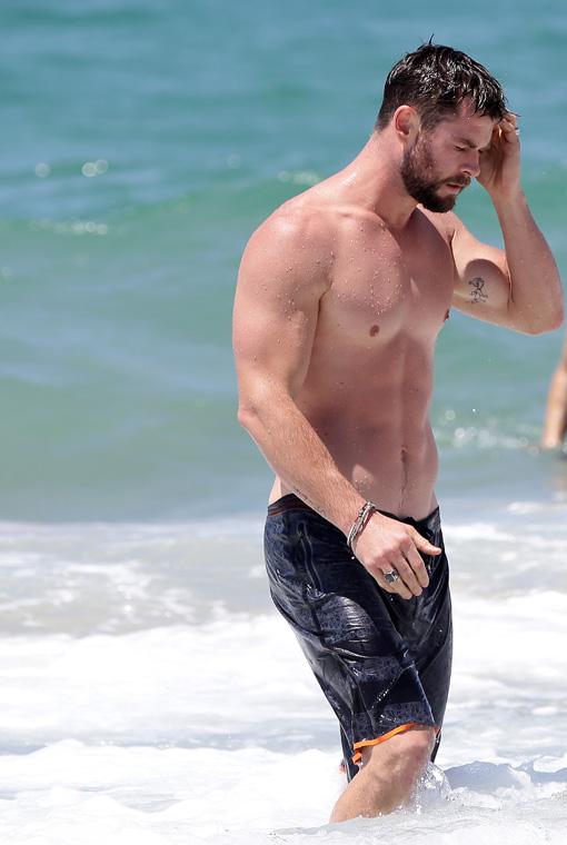 Su Impacta Visita A AustraliaVanidades Chris Hemsworth En rxoWdBCe
