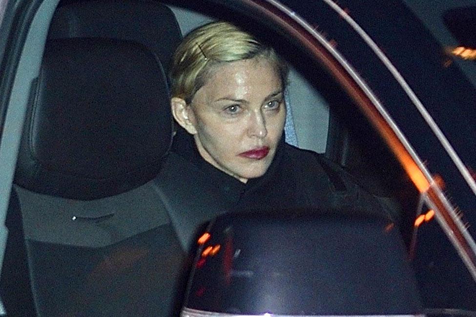 7c6ba679f El verdadero rostro de Madonna a sus 59 años - Vanidades