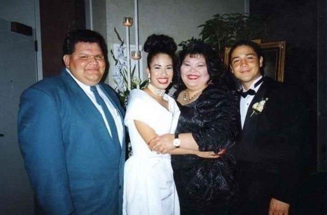 fotos inéditas de Selena Quintanilla