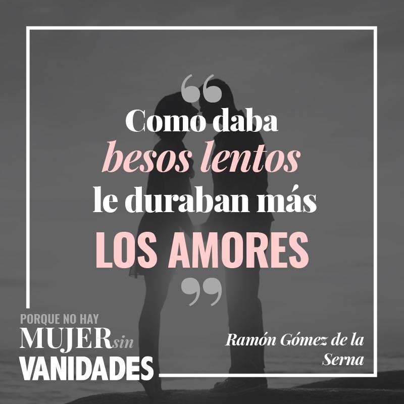 10 Frases Sobre Los Besos Para Dedicarle Al Amor De Tu Vida Vanidades