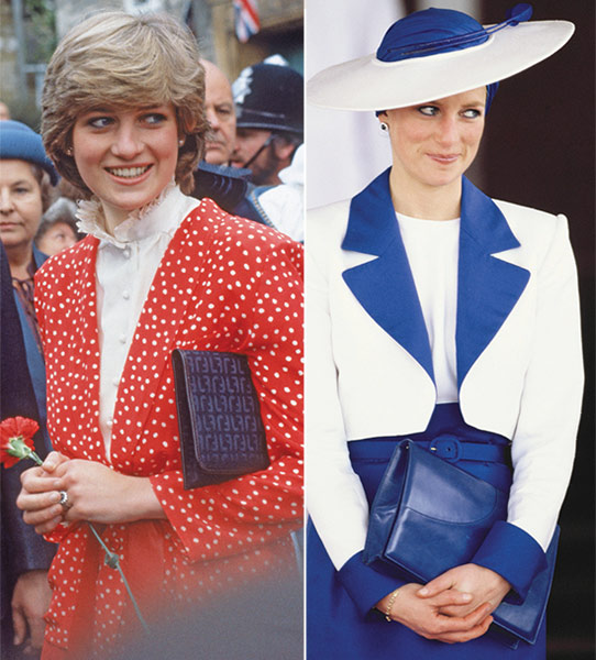 Lady Di Aposto Por El Power Dressing Vanidades