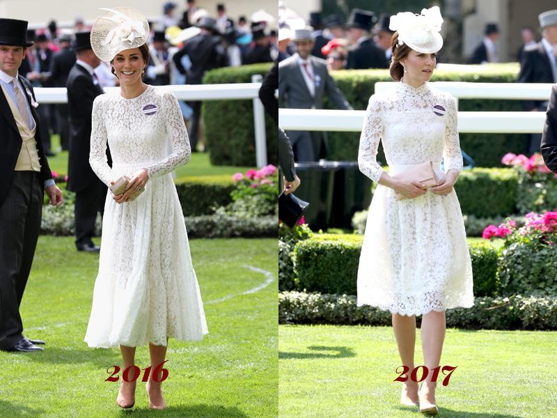 fc1b29eb8774 Critican a Kate Middleton por estos dos detalles en su vestido para ...