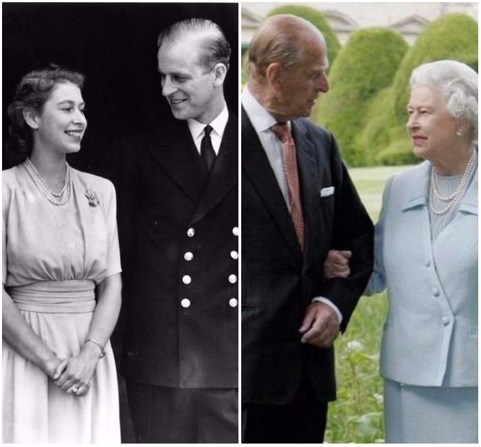 Muestra De Amor Que La Reina Isabel Y El Príncipe Felipe Hacen En Público Vanidades